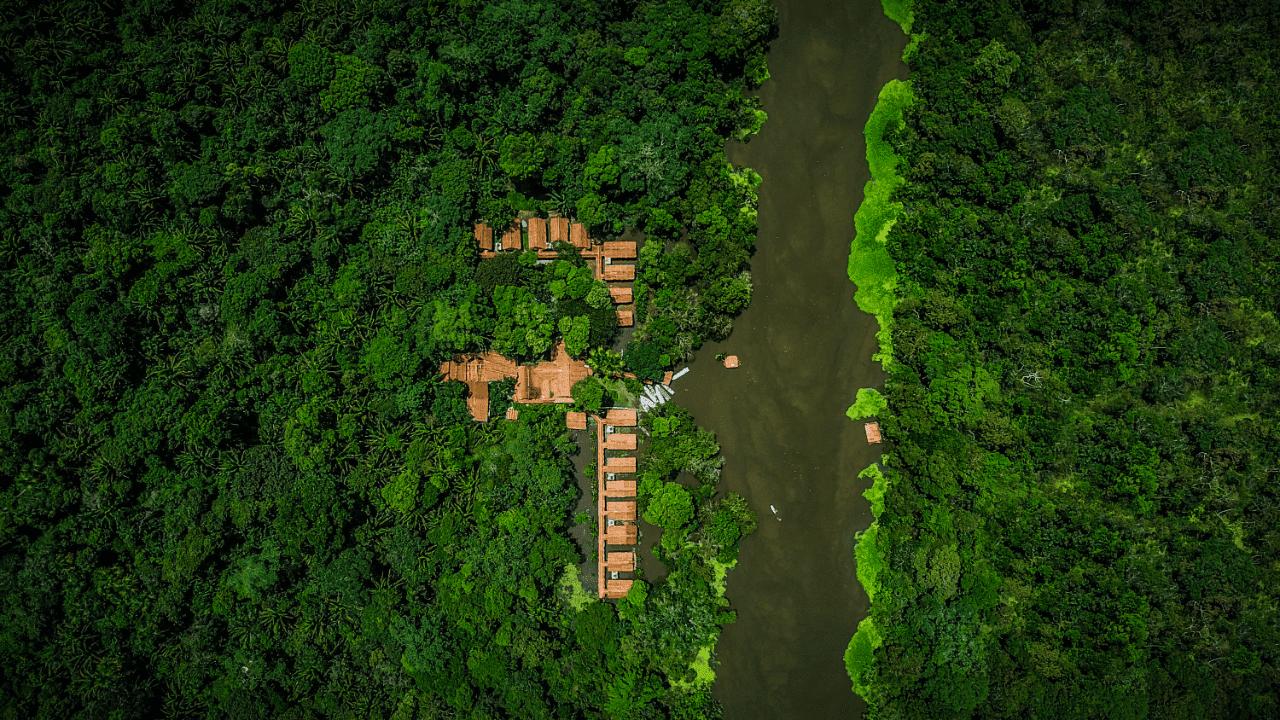 Muyuna Amazon Lodge - La Magia Quedará En Ti - Instalaciones Eco Lodge en Iquitos Perú